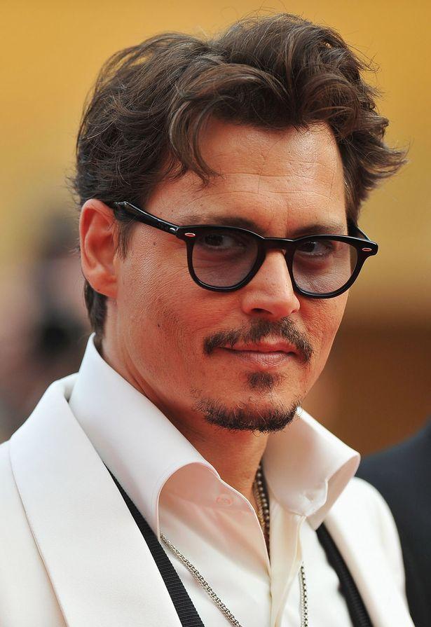 Johnny Depp Christmas Johnny Depp Talks Into The