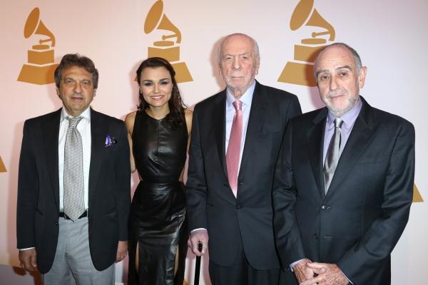 Photo Coverage: Alain Boublil, Herbert Kretzmer, Claude-Michel Schonberg Honored by Recording Academy