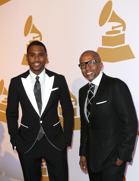Trey Songz, Kevin Liles