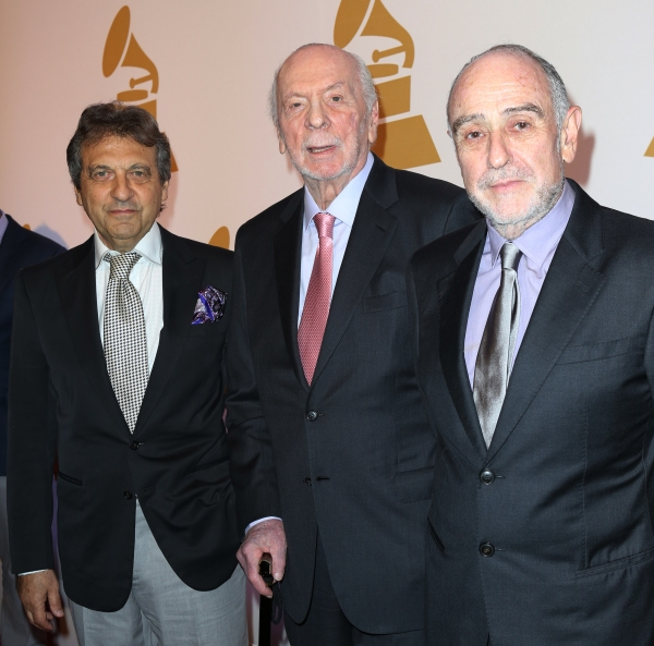 Alain Boublil, Herbert Kretzmer and Claude-Michel Schonberg