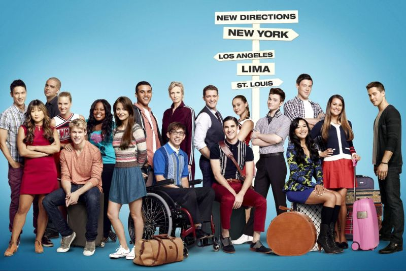 GLEE's Melissa Benoist, Jacob Artist, Becca Tobin, Blake Jenner and Alex Newell Upped to Series Regulars