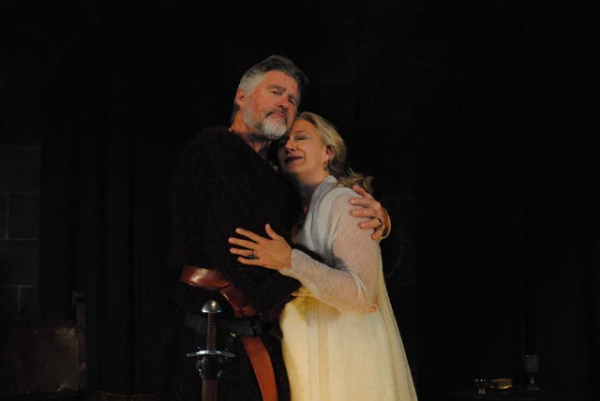 Treat Williams and Jayne Atkinson