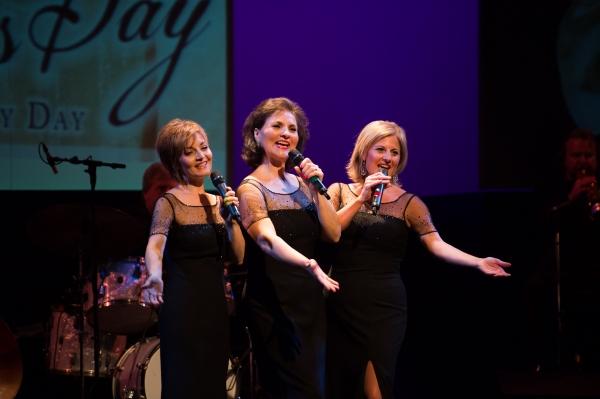 The Mantini Sisters (Barbara, Sandra and Ann) Photo