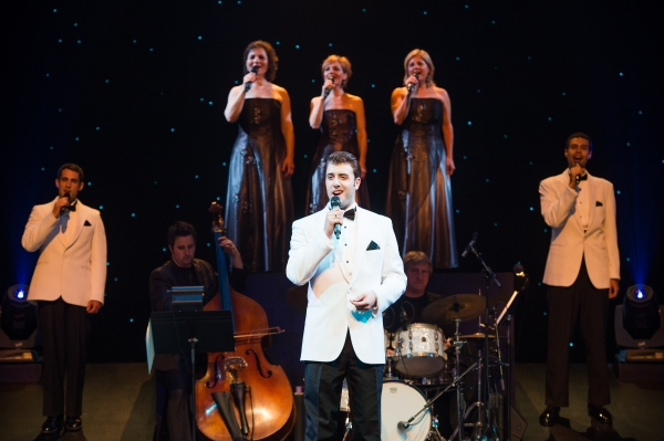 Michael Vanhevel and the Company of Big Band Legends, 2013 Photo