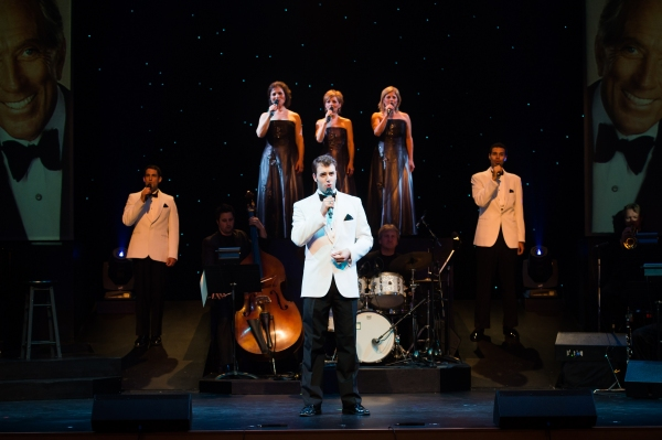 Michael Vanhevel and the Company of Big Band Legends, 2013