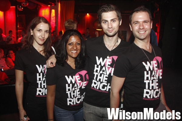 Photo Flash: Samia's 'We Have the Right' Music Video Release Party