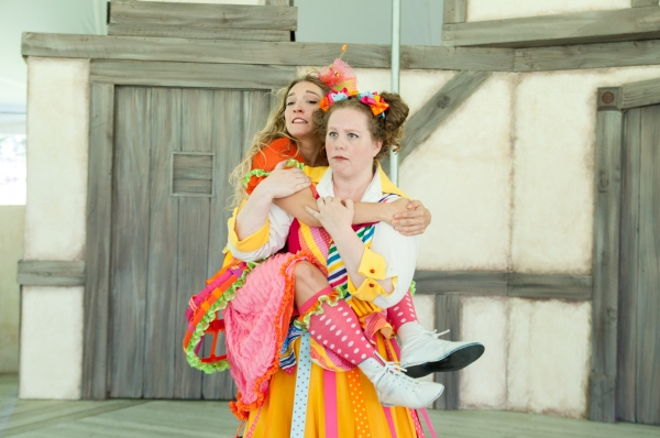 Brittany Morgan and Jennie M. Jadow Photo