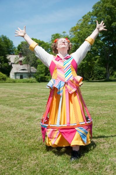 Jennie M. Jadow as Mascarill Photo
