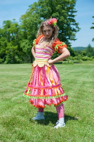 Brittany Morgan as Hippolyta Photo