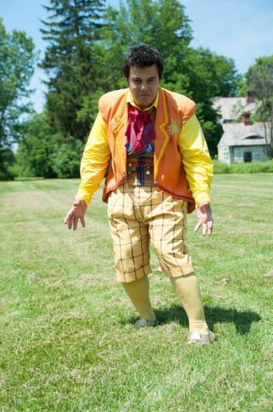 Sean Kazarian as Trufaldin Photo