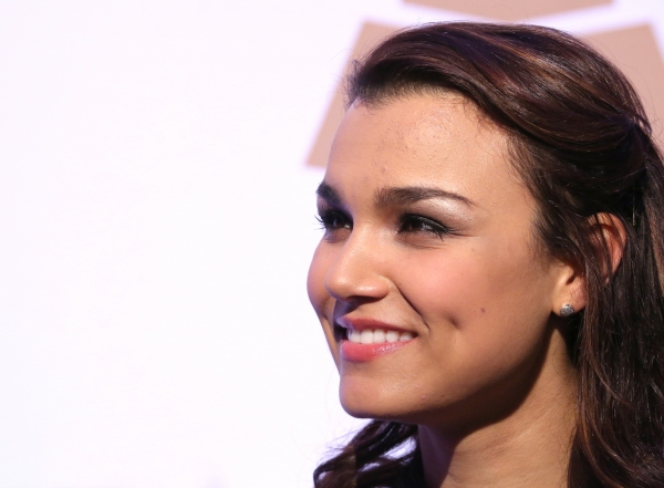 In The Spotlight: LES MISERABLES' Samantha Barks and More at Recording Academy Honors 2013!