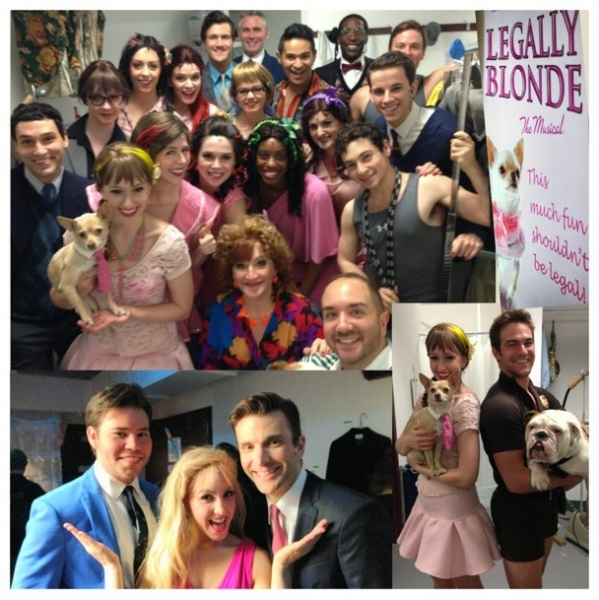 Photo Flash: Saturday Intermission Pics, June 29 - MATILDA, THE NANCE, FANTASTICKS and More Celebrate Gay Pride!
