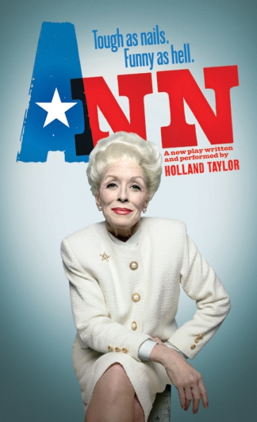 BWW Flashback: ANN, Starring Holland Taylor, Closes on Broadway Today