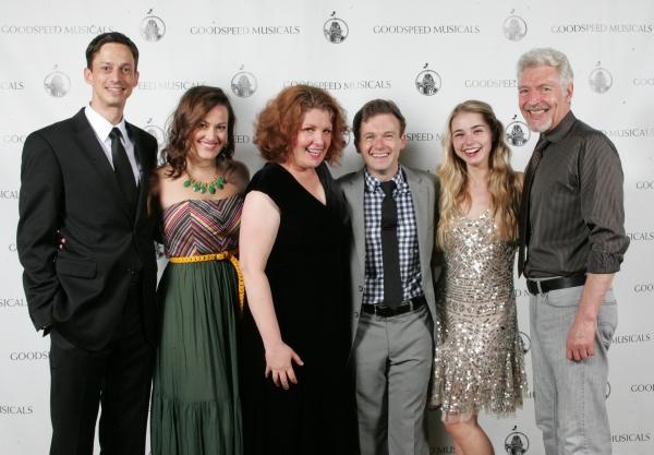 Spencer Moses, Ashley Brown, Tony Sheldon, Klea Blackhurst, Jeremy Morse, Catherine B Photo