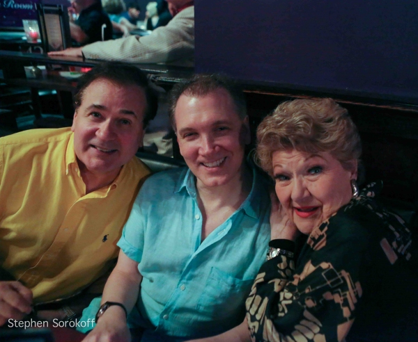 Lee Roy Reems, Charles Busch, Marilyn Maye