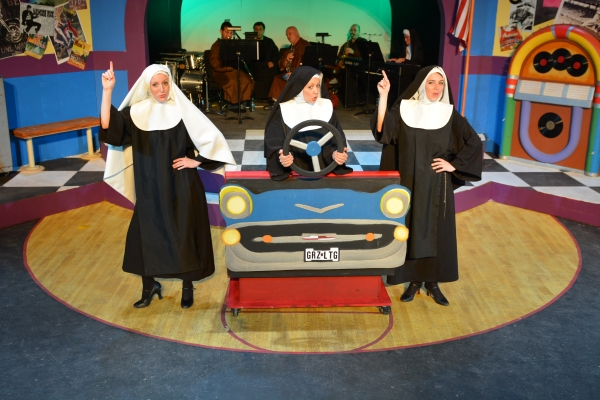 nunsense essay Entry fees are one hundred dollars and the best essay on why you want the grill  wins soon, mail is arriving by the wheelbarrow full and things are definitely.
