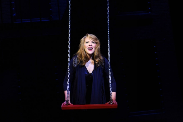 Photo Flash: First Look at Emily Skinner, Tom Hewitt and More in BCP's AND THE WORLD GOES 'ROUND