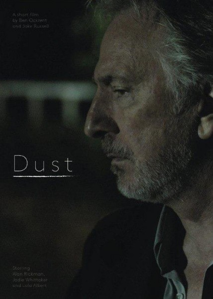 Alan Rickman In Controversial New Film DUST, Now Available