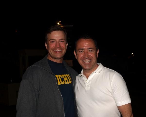 Danny Gurwin and Steven Glaudini