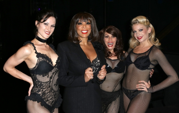 Cristy Candler, Wendy Williams, Donna Marie Asbury and Anne Horak