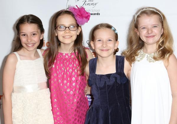 Matilda Cast: Bailey Ryon, Oona Laurence, Bailey Ryon,  Sophia Gennusa, Milly Shapiro