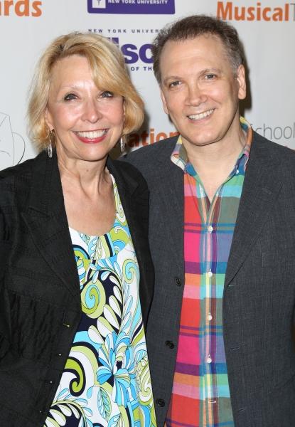Julie Halston and Charles Busch