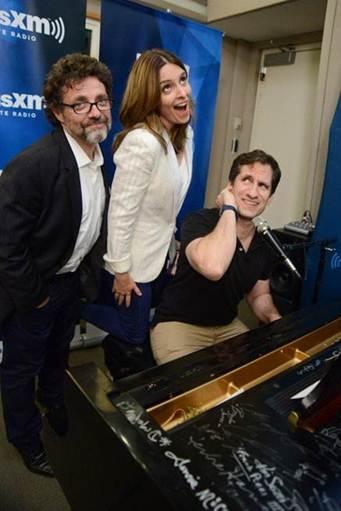 Jeff Richmond, Tina Fey, Seth Rudetsky