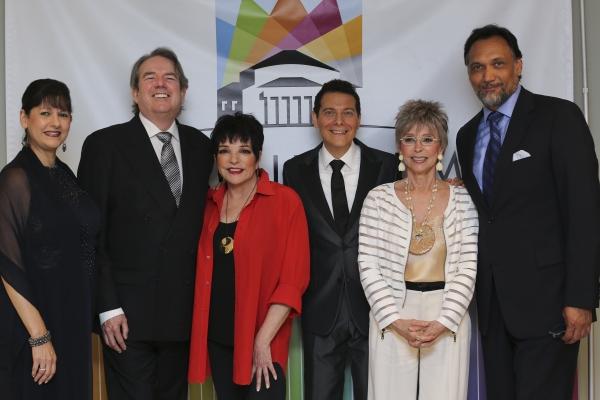 Tania Castroverde Moskalenko, Jimmy Webb, Liza Minnelli, Michael Feinstein, Rita Moreno, Jimmy Smits