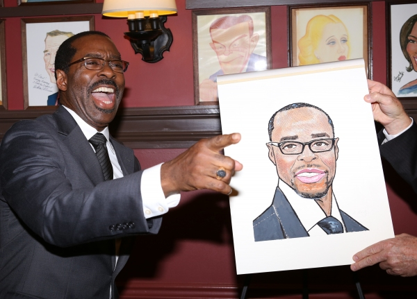Courtney B. Vance  Photo