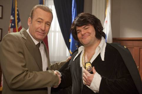 Jack Black Guests on Series Premiere of Comedy Central's DRUNK HISTORY Tonight