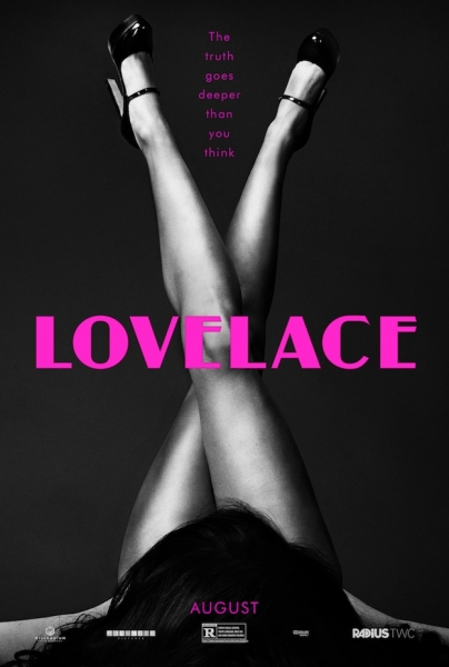 Photo Flash: New Poster for LOVELACE Feat. Amanda Seyfried