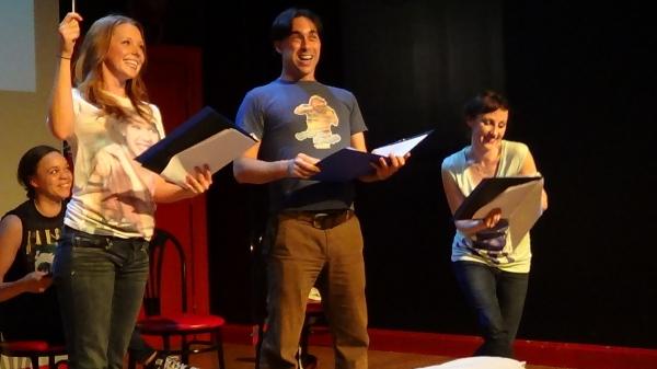 Patti Goettlicher, Ryan Duncan, Kathy Searle