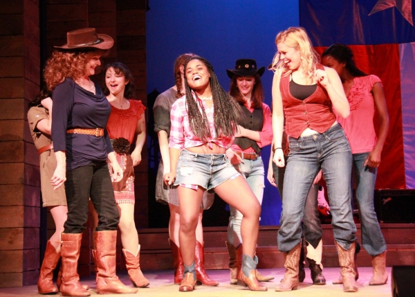 Photo Flash: First Look at Ivoryton Playhouse's FOOTLOOSE