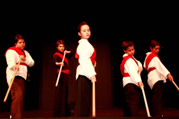 Photo Flash Meet The Cast Of Mulan Jr At Rubicon Theatre