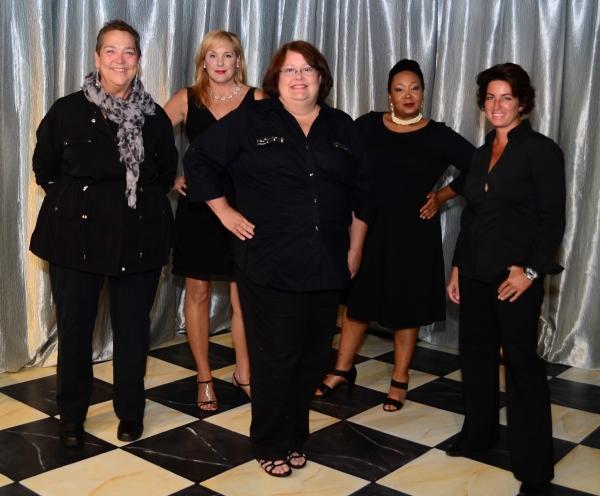 Gayle Steigerwald, Cindy Phillips, Lori Raffel, Milicent Wright  and Sara Reimen