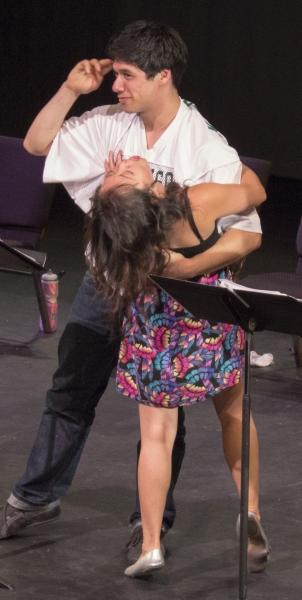 Michael Feldman and DIana Huey Photo