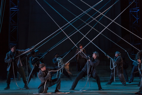 Photos: THE FLYING DUTCHMAN Opens at Glimmerglass Festival