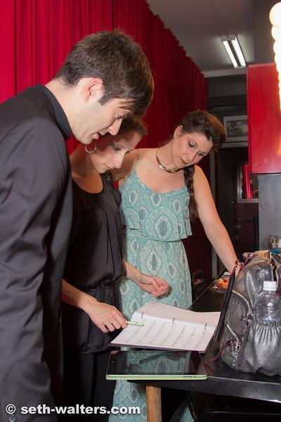 Ben Cohn, Allison Seidner and Stephanie J. Block