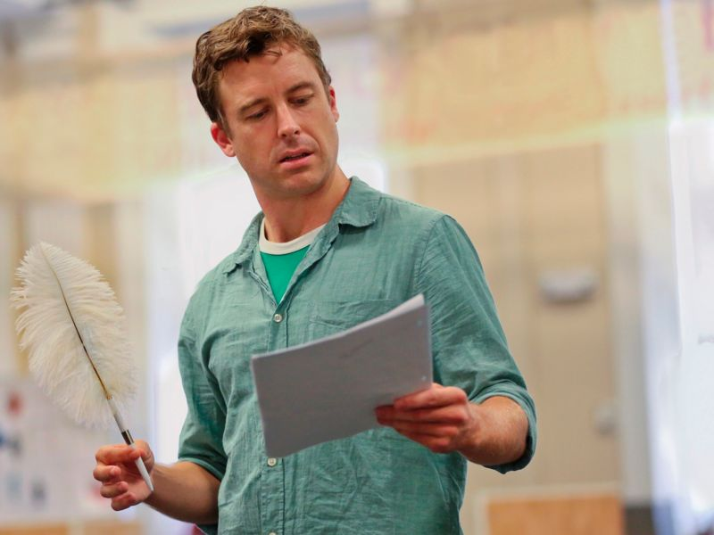 Photos: In Rehearsal for LOVE'S LABOUR'S LOST with Patti Murin, Daniel Breaker & More!