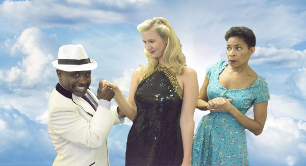 Ashley Parizek (Mother in the 2nd Body), Randy Donaldson (as Father Divine) Danielle Lee Greaves (as Mother Divine)