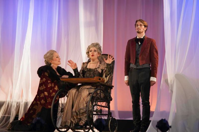 Photo Flash: First Look at Anna Singer, Daniel Teadt and More in Opera Theater of Pittsburgh's A LITTLE NIGHT MUSIC