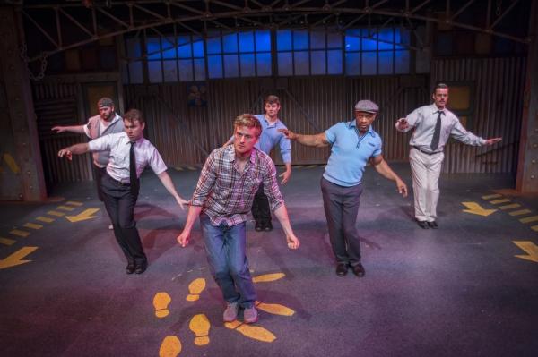 Jason Sofge as Dave Bukatinsky, Ryan Halsaver as Malcolm MacGregor, Ainsley Emrys as  Photo