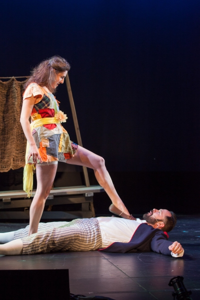 Photo Flash: First Look at NYMF's SWISS FAMILY ROBINSON