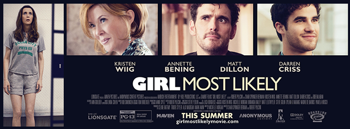 New Poster & Stills Of Criss In GIRL MOST LIKELY