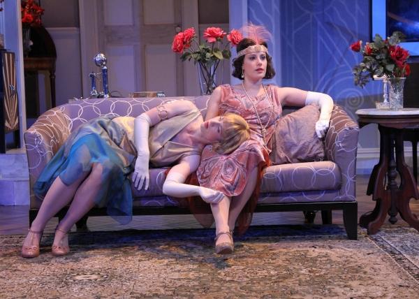 Julie Jesneck as Julia and Melissa Miller as Jane
