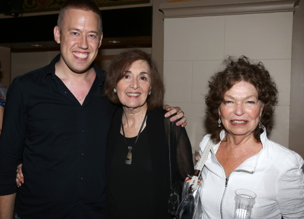 Chris Fenwick, Nancy Ford and Gretchen Cryer