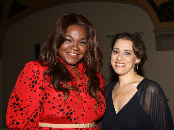 Da''Vine Joy Randolph and Judy Kuhn