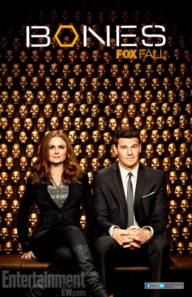 Photo Flash: First Look - 2013 Comic-Con Poster for FOX's BONES
