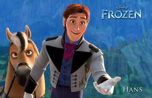 FROZEN Posters For Menzel, Bell, Groff, Fontana & Gad Unveiled