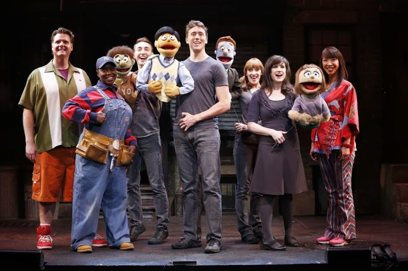 AVENUE Q to Celebrate 10th Anniversary on July 31; NYC Awards Musical its Own Day